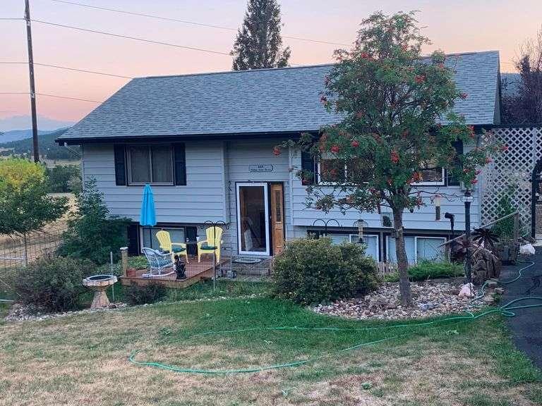 Foothills Home - Real Estate