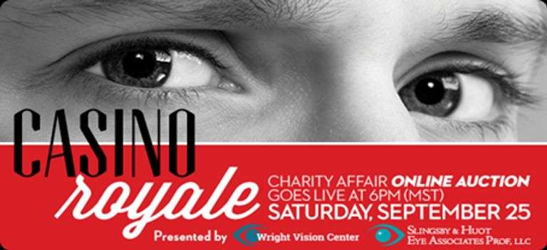 Northern Plains Eye Foundation Casino Royale Charity  Online Auction