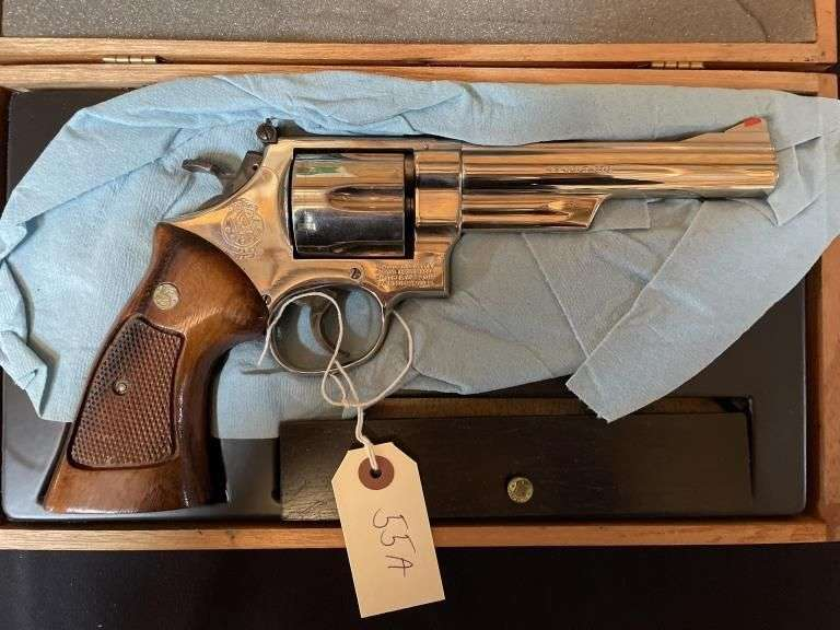 OUTSTANDING SINGLE OWNER FIREARM COLLECTION!    RIFLES-HANDGUNS-SHOTGUNS-AMMO-ACCESSORIES & MORE!  PARKER BROS.,  REMINGTON, WINCHESTER, RUGER, S&W, H&R, BENELLI, COLT, STEVENS & MORE!