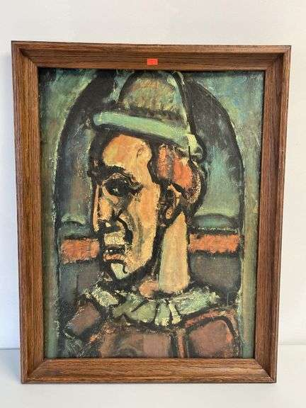 10.21.21 PRIVATE ART COLLECTION SELLING VIA ONLINE ONLY AUCTION! WARSAW, IN