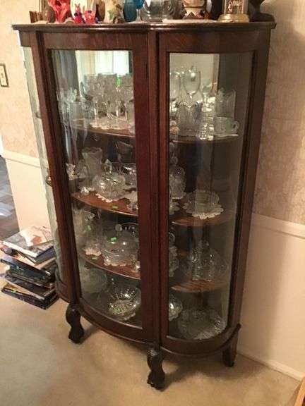 ONLINE ONLY AUCTION!   APPLIANCES - ANTIQUES - SLAG GLASS- PYREX - VINTAGE ITEMS - BIKES - ART - HOUSEHOLD & MORE! PERU, IN