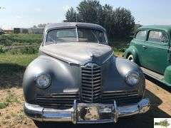 1942 Packard  Clipper  4DR