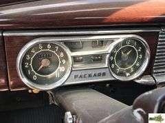 1950 Packard  2 DR