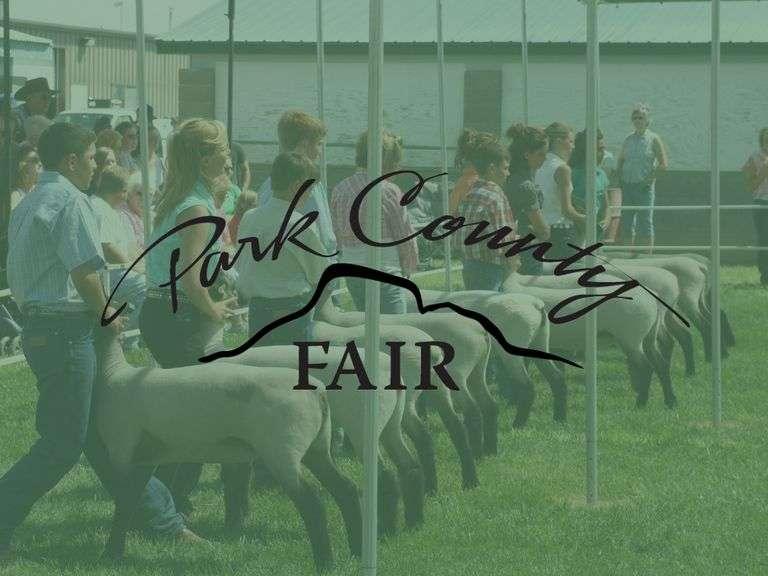 Park County Fair Junior Livestock Sale 2021