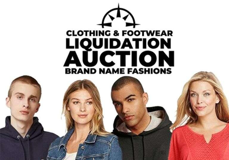 Clothing & Footwear Liquidation