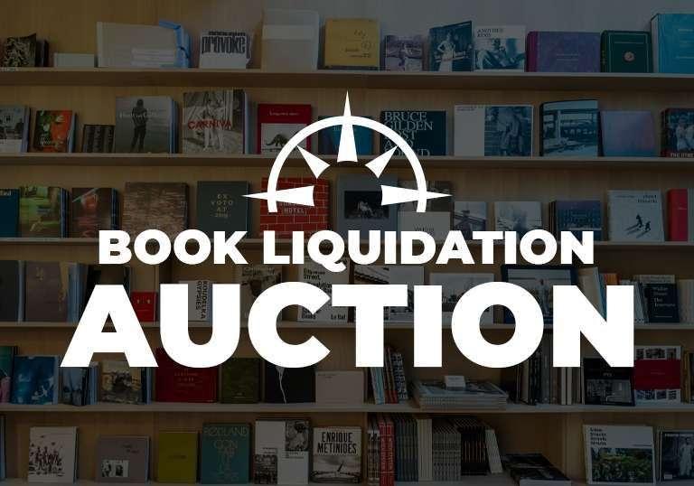 Book Liquidation Auction