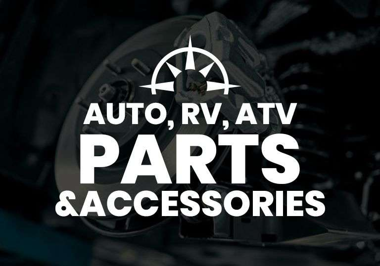 Automotive, ATV, RV Parts & Accessories Auction