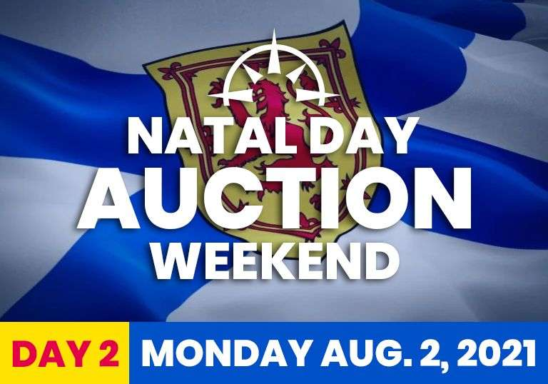 Natal Day Auction Weekend (Day 2)