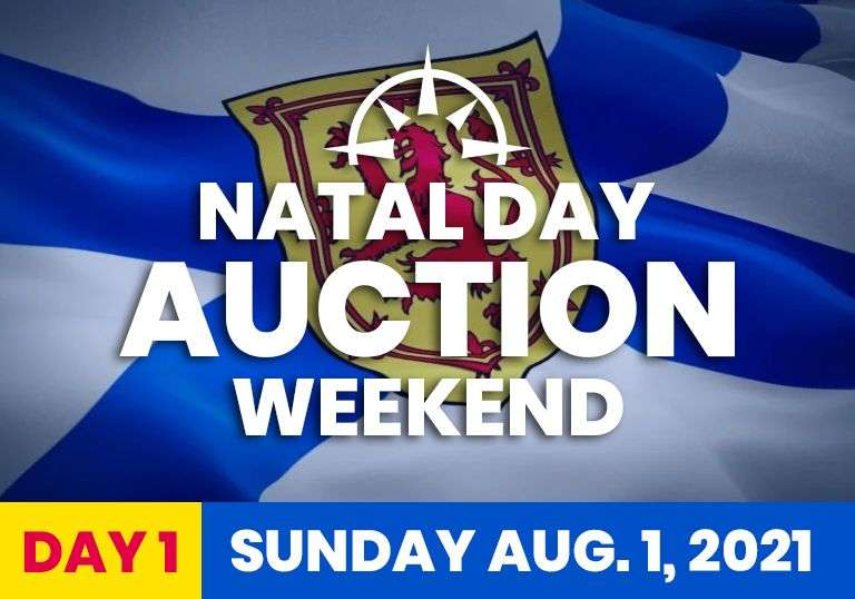 Natal Day Auction Weekend (Day 1)