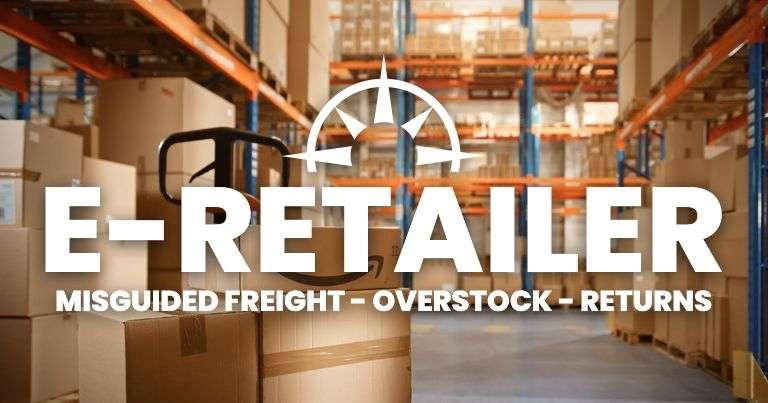 Misguided Freight/E-Retailer Overstock & Returns