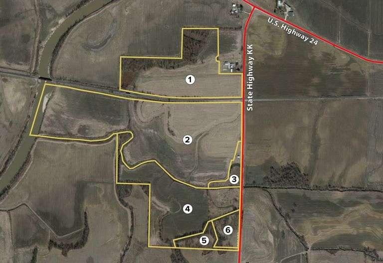 Chariton County Farmland Auction