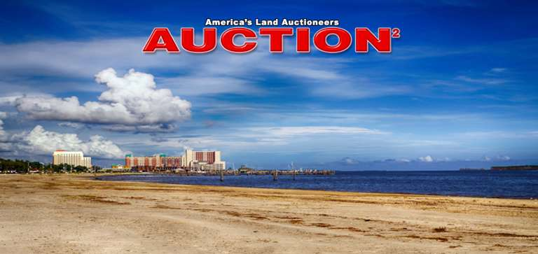 mississippi real real estate auctions