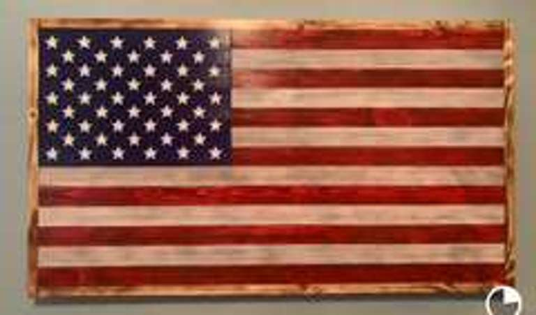 American Flag Benefit Auction