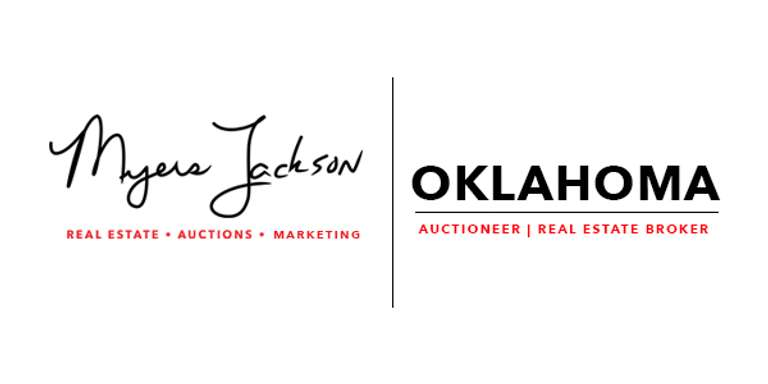 oklahoma real estate broker, myers jackson