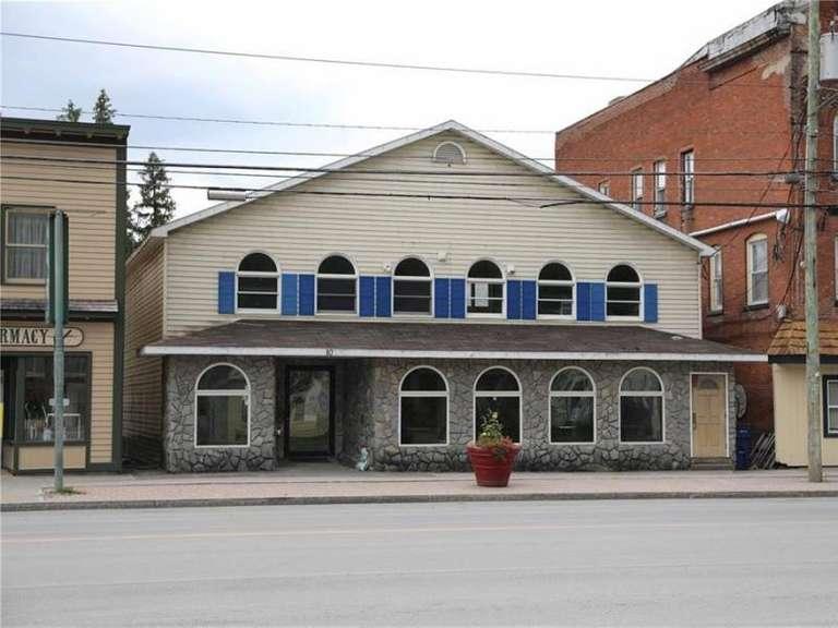 Restaurant and Contents 10 E Main Street Eaton NY 13408