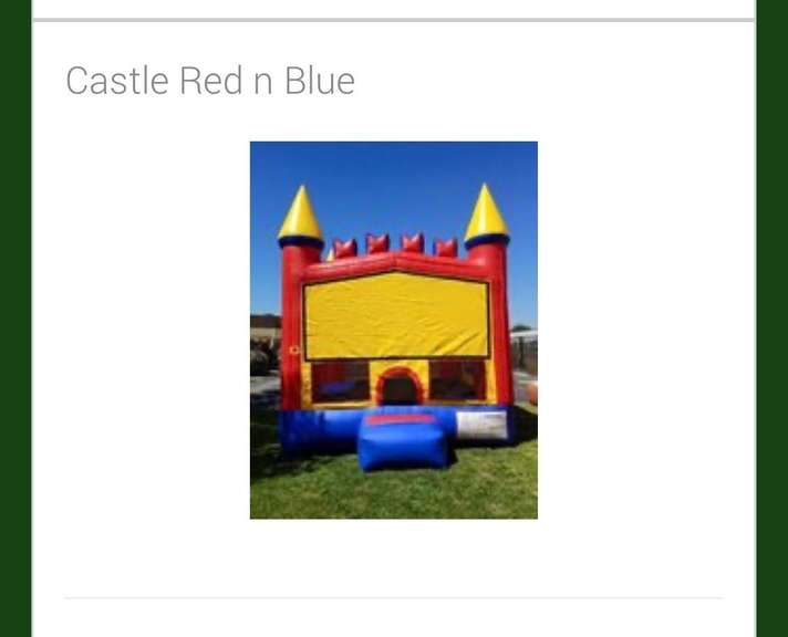 Carnival Games-Bounce Houses-Dunking Booths Online Auction