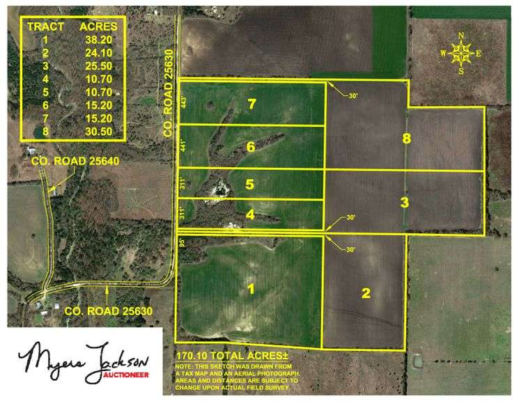 Acreage Property for sale-North East Texas Ranch