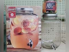 Bruce's Grocery #2, Fixtures, Antique ice box, coolers, new old stock, shelving, lawn/garden, displays,