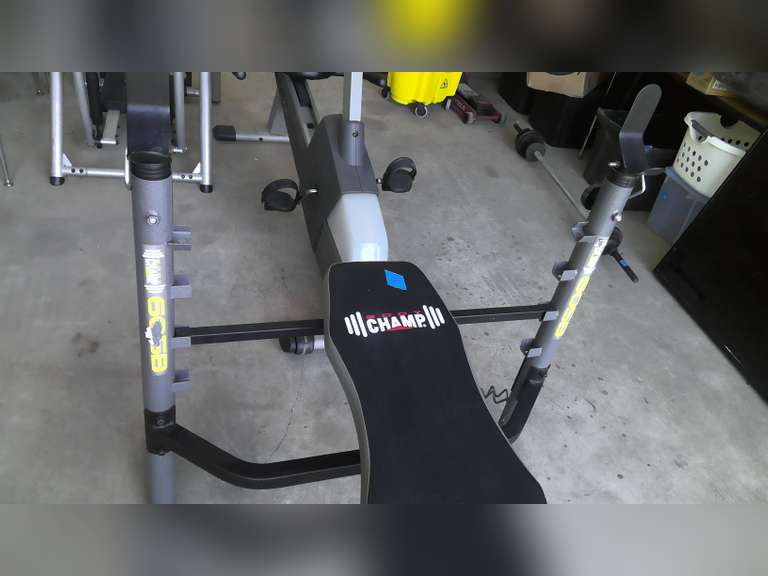 EXERCISE EQUIPMENT, BIKES, BIKE CARRIER & NEW & USED ITEMS