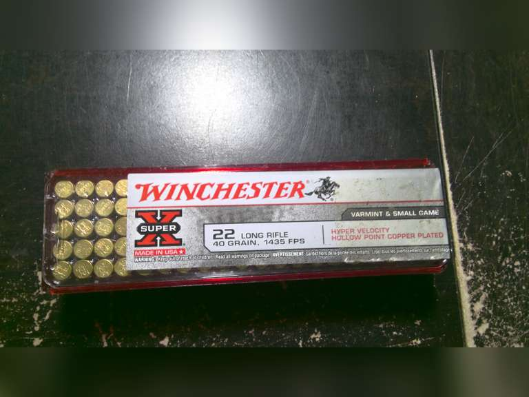 AMMO ONLINE AUCTION, WINCHESTER, $1.00 STARTS BID!!!!