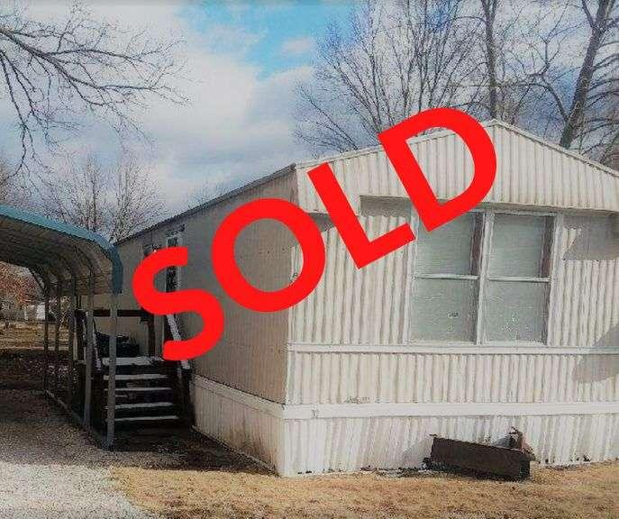 *SOLD* Ref 1447 - 1400 Cedar St. (Lot 2), Lawrenceville, IL  62439