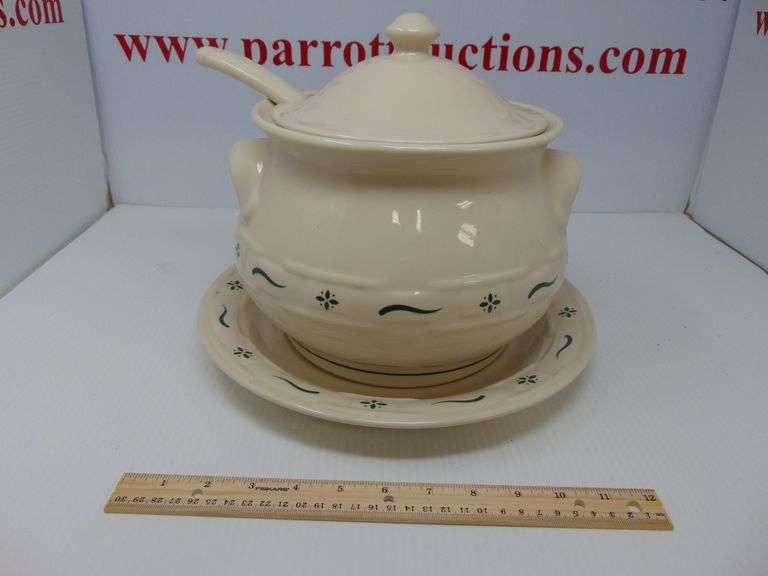 Longaberger Baskets & Pottery