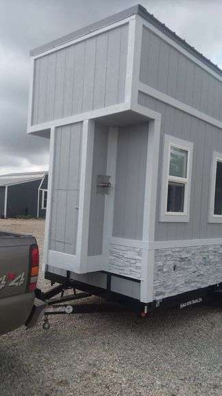 Tiny Home on trailer
