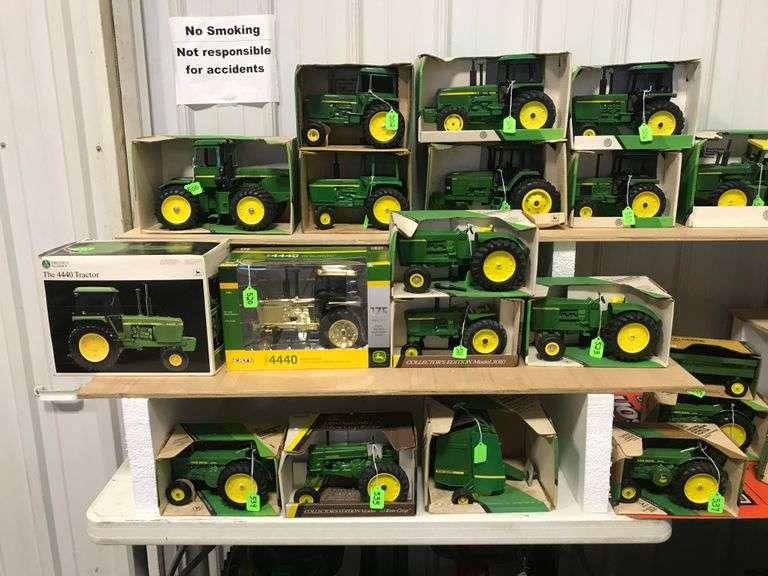 Ben Spaans Farm Toy & PLA Model Car Online Auction