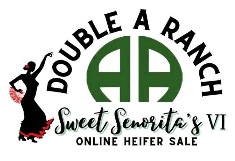 "Double A Ranch's ""Sweet Senoritas VI"""