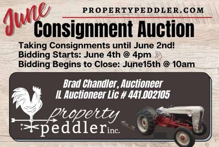 June Consignment Auction, 2021