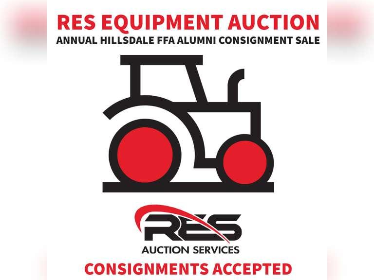 RES Equipment Auction