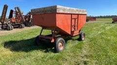 REIFF FARM & CONSTRUCTION EQUIPMENT AUCTION