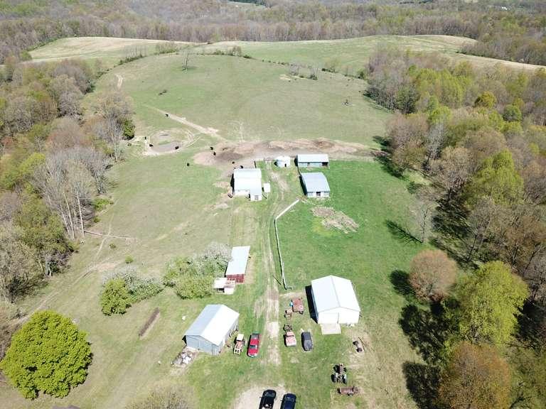 Coshocton County Farm Auction