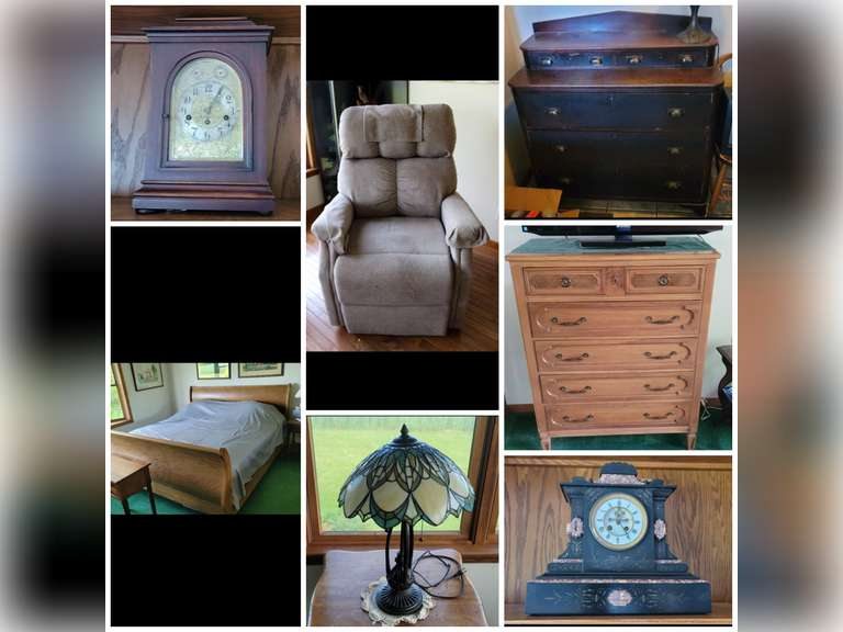 STEPHENSON ABSOLUTE AUCTION  PERSONAL PROPERTY