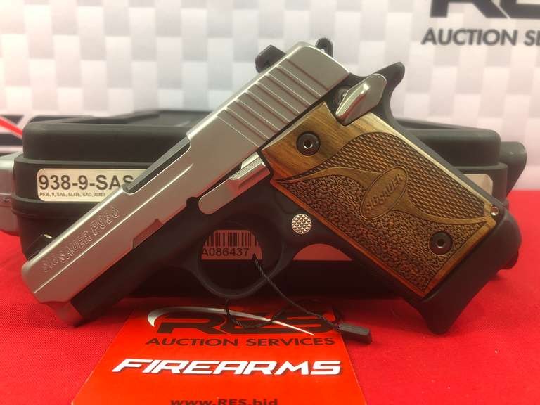 Online-Only Firearm, Ammo & Military Auction