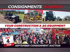 RES Equipment Consignment Auction