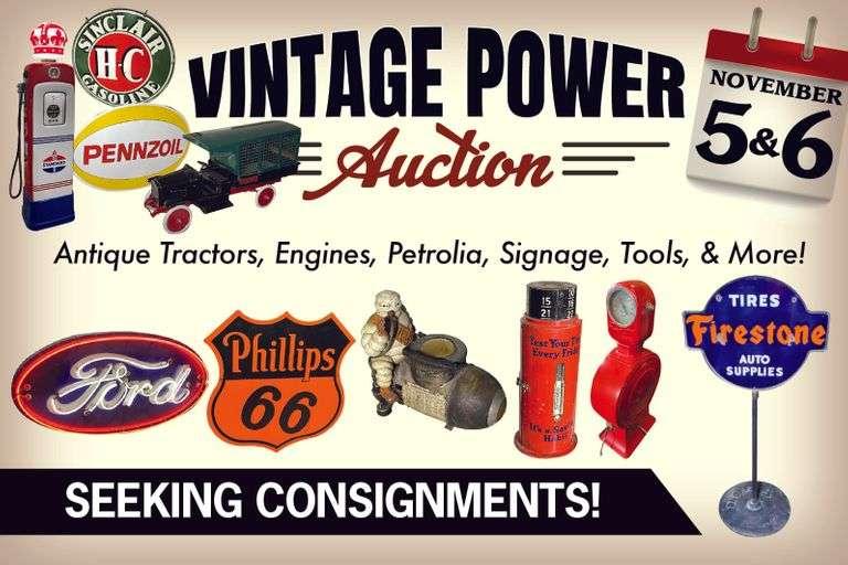 RES Vintage Power Auction