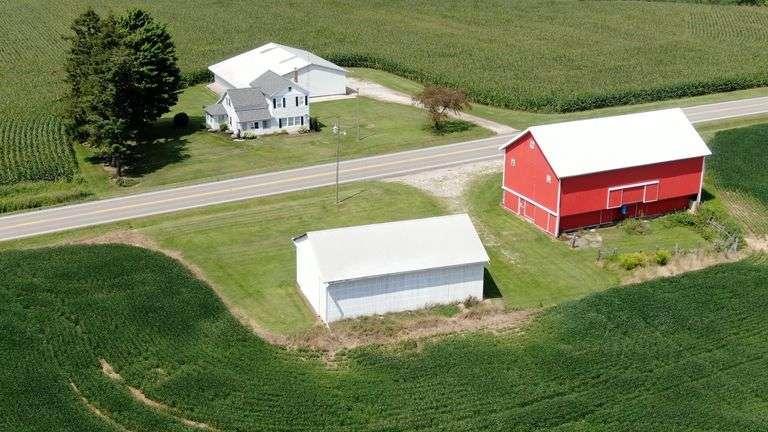 ABSOLUTE AUCTION KICK FAMILY FARM