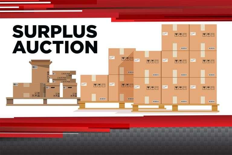Surplus Auction