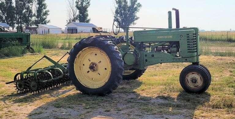 Sednek Living Estate Farm Equipment & More Online Auction.