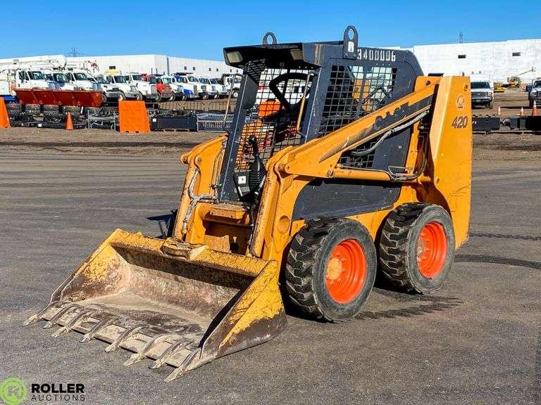 Vehicles, Contracting & Rental Yard Equipment