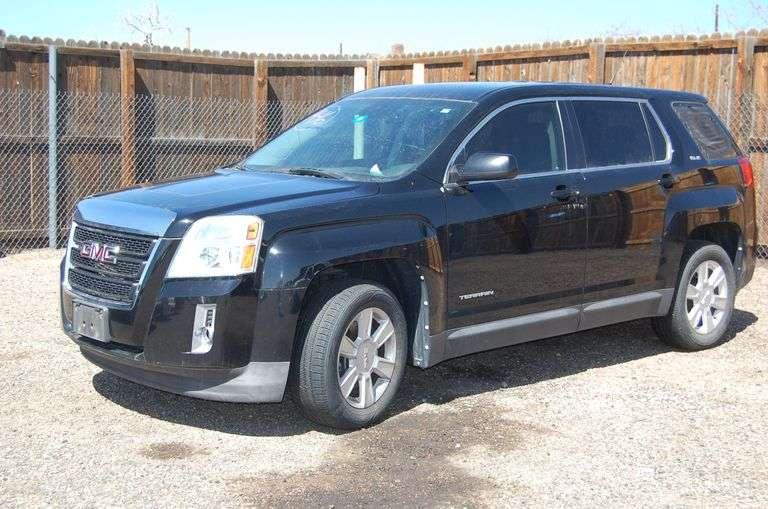 June 2021 - City of Aurora Impound Vehicles