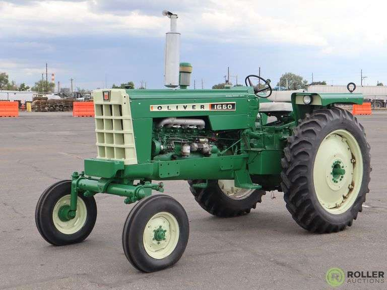 Tractors and Related Attachments Auction