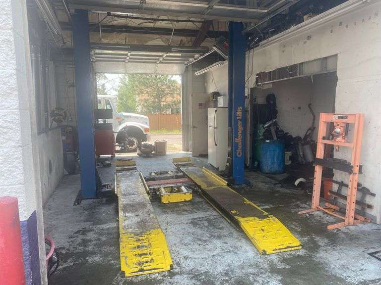 Surplus Assets to the Continuing Operations of On the Road Again Auto Repair