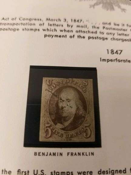 A Century of Stamps! Continuation of Collector Estate Liquidation