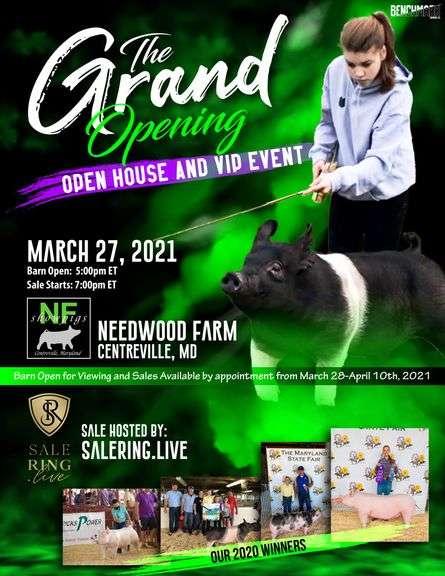 Needwood Farm Open House