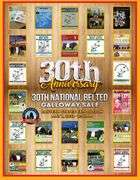 30th National Belted Galloway Sale