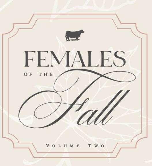 Females of the Fall Volume II