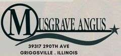 Musgrave Angus Virtually Live Online Sale