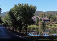 1.49 acre residential lot in The Orchard